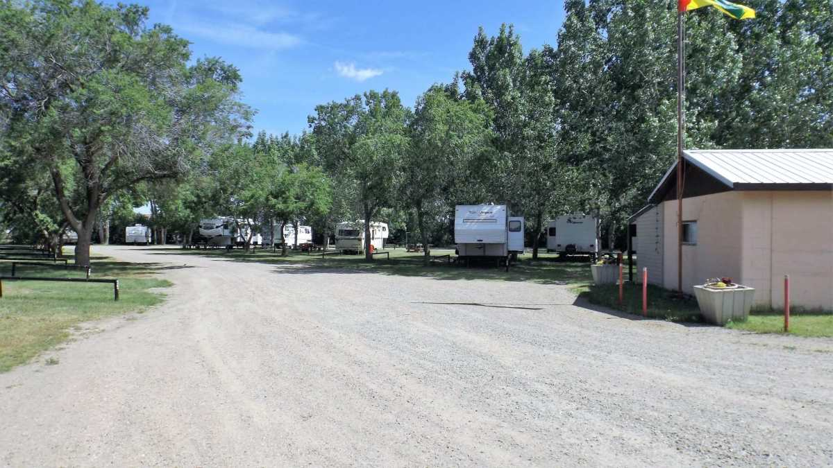 Campground Getting Ready for the 2018 Season